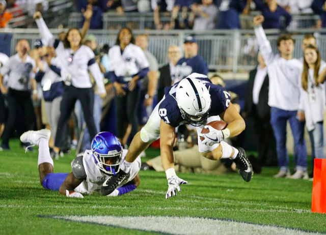 Penn State Football: A Tale Of Two Halves, But A Story Told Before